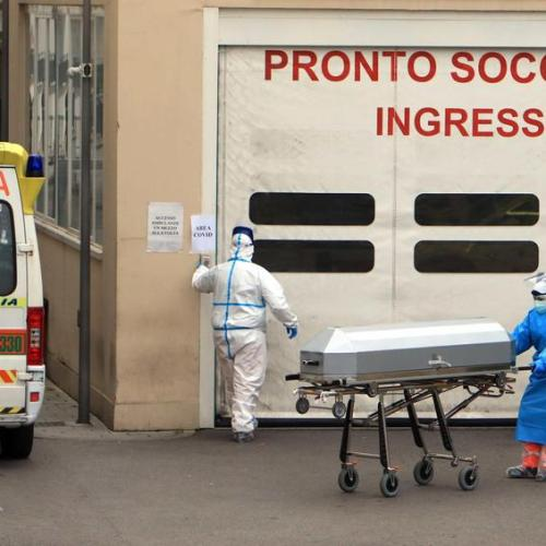 Italy reports 753 deaths from coronavirus, Intensive care beds over threshold in 17 regions