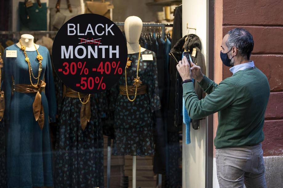 Euro zone business activity shrink sharply in November as lockdowns bite