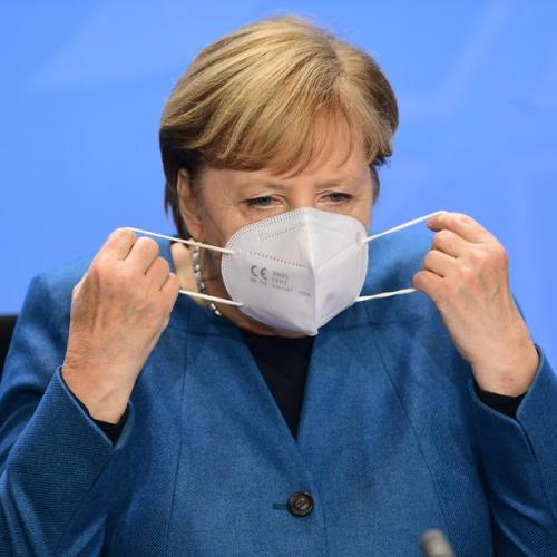 Merkel says it was right to be transparent about AstraZeneca vaccine