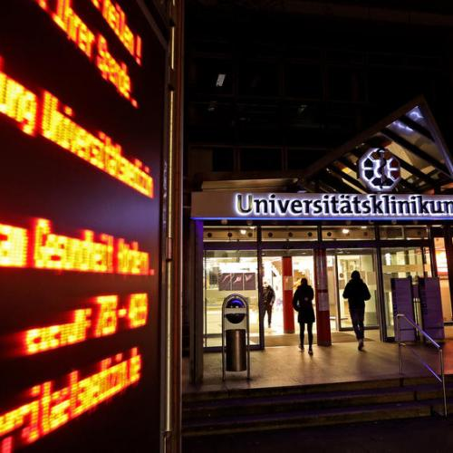 German doctor arrested on suspicion of killing coronavirus patients