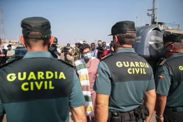 Spain to increase police presence in Senegal to help curb illegal migration