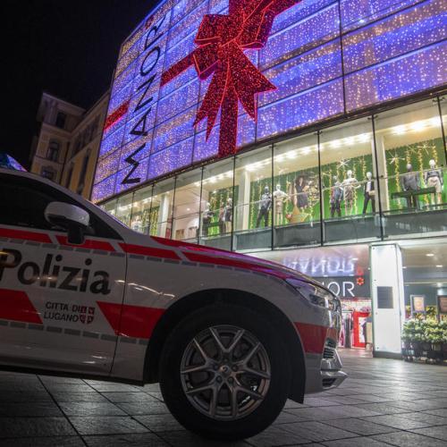 Swiss suspect terror link in department store attack in Lugano