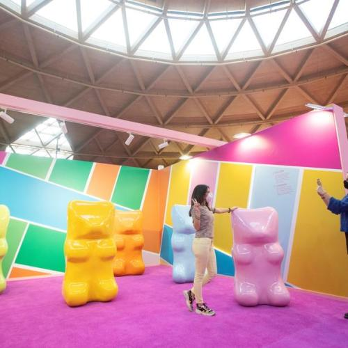 Photo Story: 'Sweetest Museum in the World' opens in Barcelona