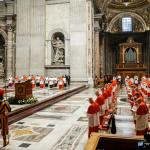 Future of Church takes shape with Pope's new cardinals