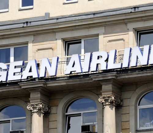 Greek government considers capital injection for Aegean Airlines
