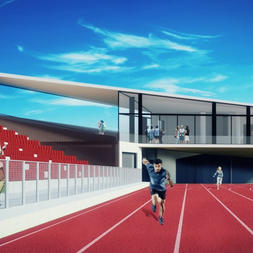 Marsa Athletics Stadium to be transformed in world-class sporting venue