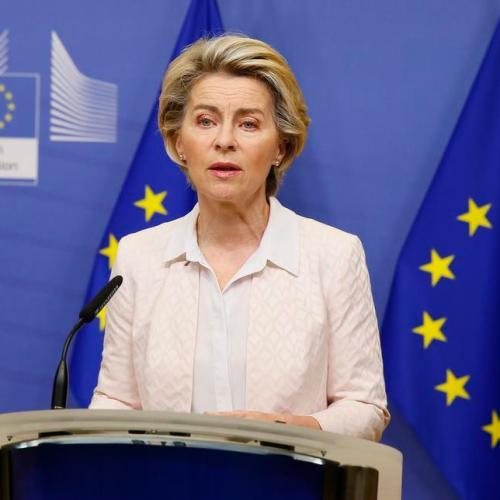 EU to launch study programme for COVID-19 variants: von der Leyen
