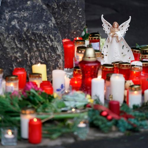 German city of Trier in shock after driver runs down 5 people