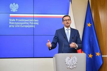 Polish parliament approves legislation needed for EU recovery fund
