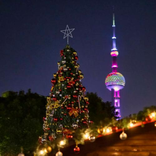 Photo Story: The Shanghai German Christmas Market