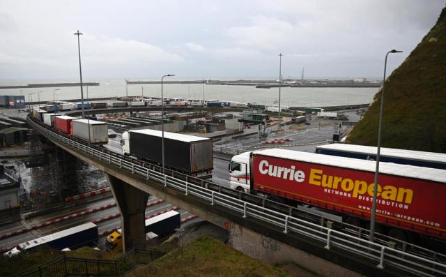 Brexit causing supply problems for small UK manufacturers – survey