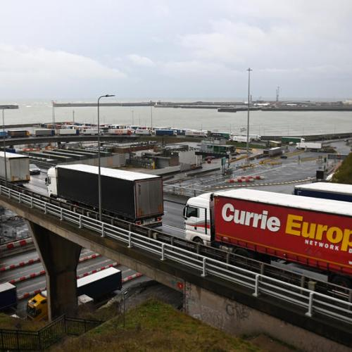 French national road haulage federation: UK situation becoming catastrophic