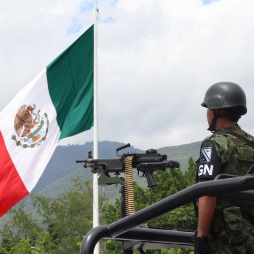 Mexico records lowest number of murders in nearly three years