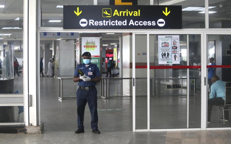 Nigeria bans travellers from India, Brazil, Turkey over COVID-19 fears