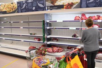 UPDATED: 'Pingdemic' grips Britain as fears of food shortages grow