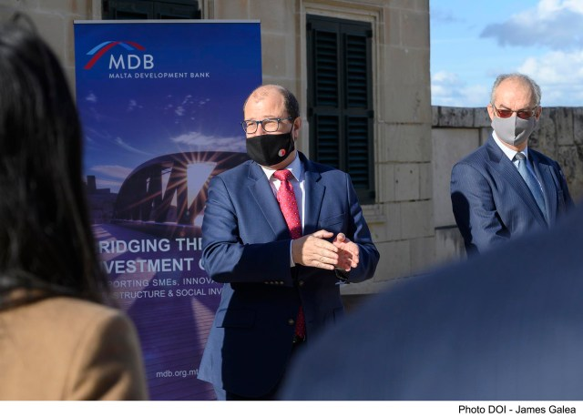 Malta Development Bank (MDB) and Managing Authority secure additional European funds for BOV Studies Plus+