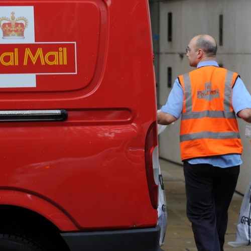 Royal Mail chaos as parcels taking up to a month to arrive