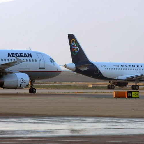 EU clears 120 million euros to support Greece's Aegean Airlines