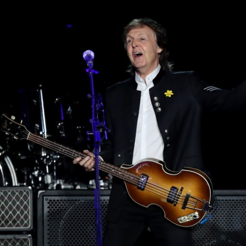 'I Feel Fine' – Beatles legend McCartney gives COVID vaccine a shot in the arm