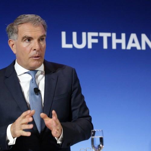 Lufthansa CEO expects coronavirus testing for long-haul flights