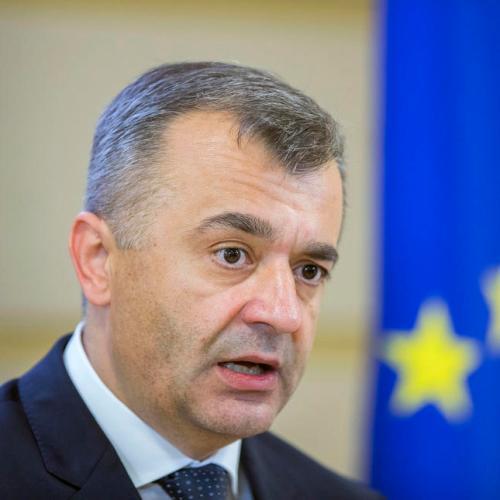 Moldova PM Chicu resigns