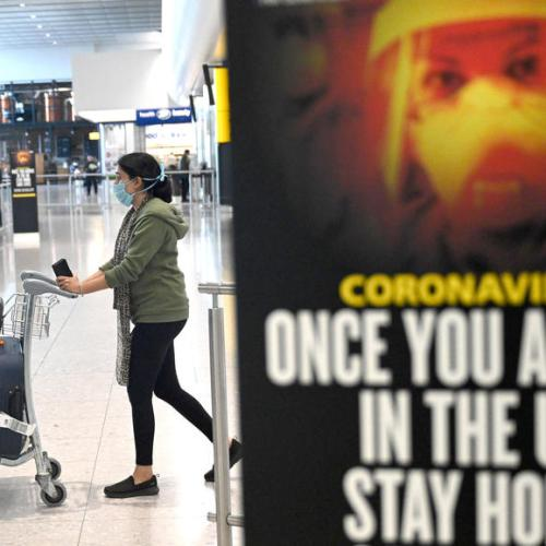 EU countries impose travel bans from UK as new coronavirus strain spreads – UPDATE