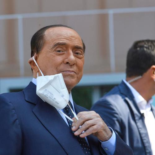 UPDATED: Former Italian PM Berlusconi in hospital since Tuesday