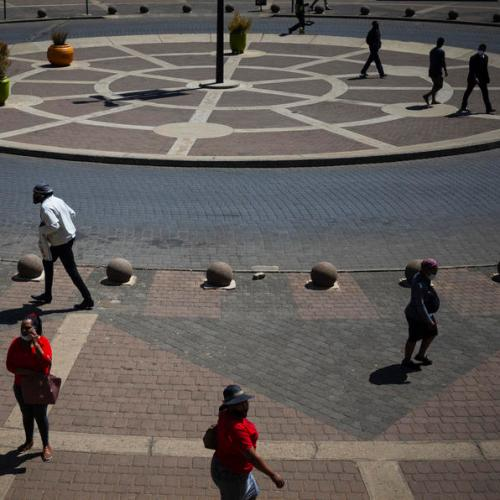 South Africa urges quarantine after 'super-spreader' student parties