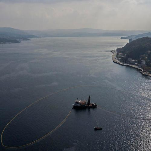 EPA's Eye in the Sky: Istanbul, Turkey