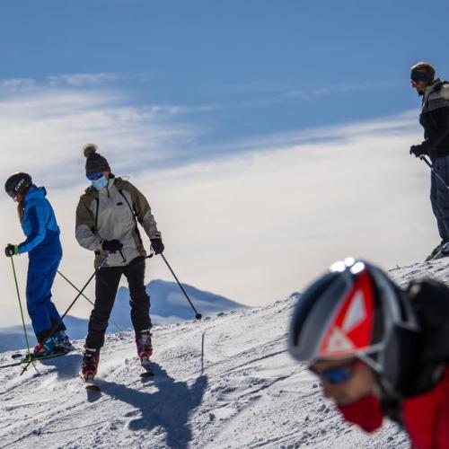 British skiers flee Swiss Ski Resort quarantine