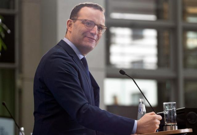 German health minister points out  Brexit Britain just approved a European vaccine