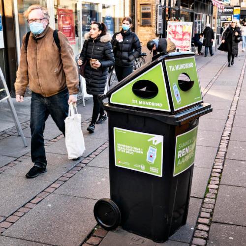 UPDATED: Denmark ditches masks