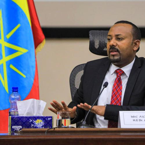Ethiopia PM Abiy's party wins landslide victory in election