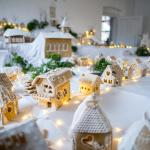 Photo Story: Hungarian gingerbread village for the holiday season
