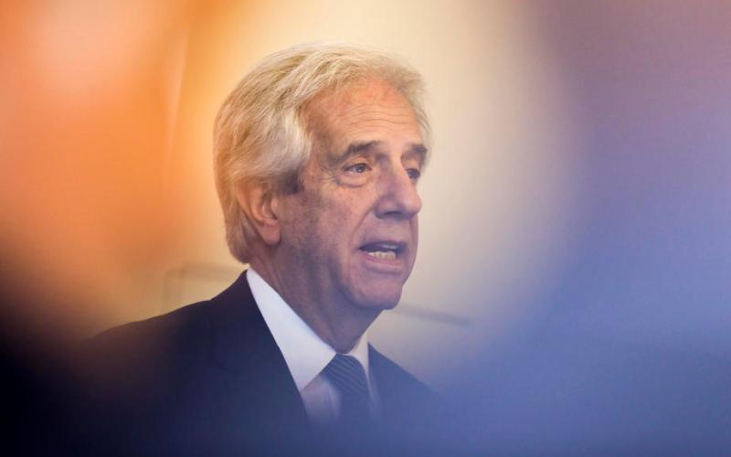 Former Uruguayan president Tabare Vazquez dies – family