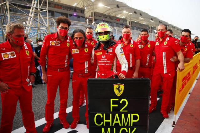 Mick Schumacher: my dad is the best there's ever been in F1