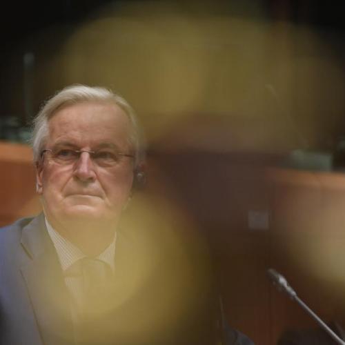 EU's Barnier to brief envoys on Brexit talks on Monday – official