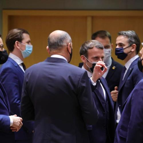 Update – Track and Tracing underway for EU leaders as Macron tests positive for coronavirus