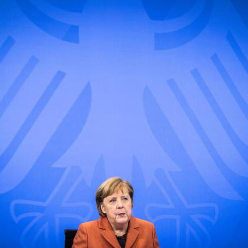 UPDATED: Merkel says German states agree to stricter lockdown