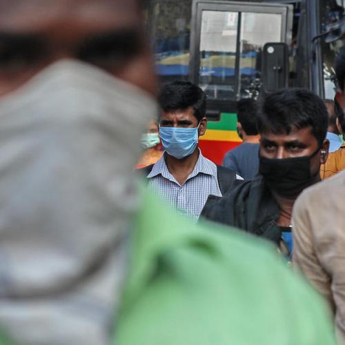 India hits 10 million coronavirus cases