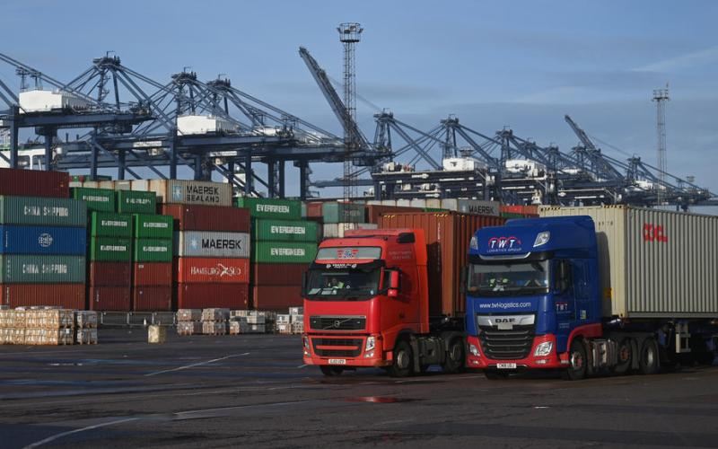 Hauliers will need negative COVID test before travel from UK to Denmark, Netherlands