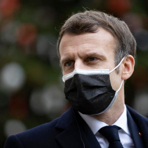UPDATE – France's Macron slapped in face during walkabout