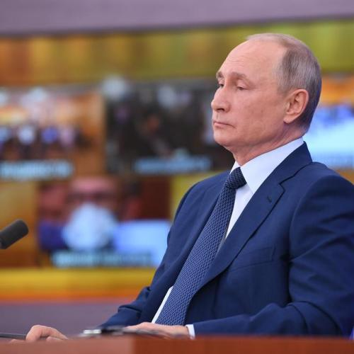 Putin says yet to decide if he will run for president again in 2024