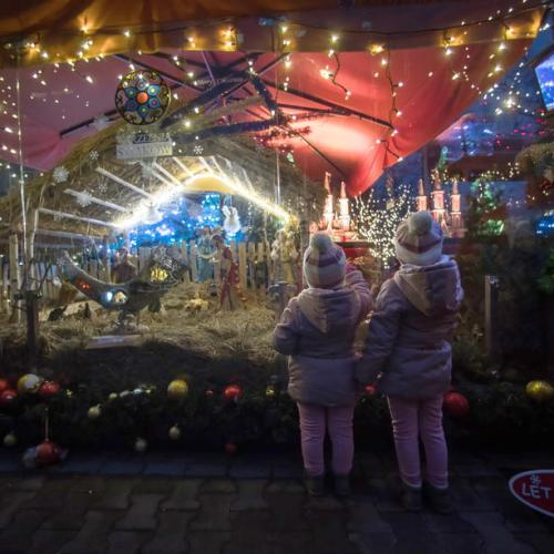 Photo story: Christmas market in Wieliczka, Poland