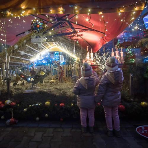 Photo story: Christmas market in Wieliczka, Poland