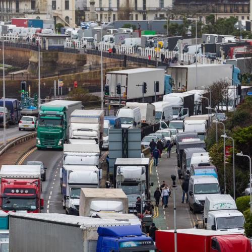 EU throws isolated Britain a lifeline over COVID border closures