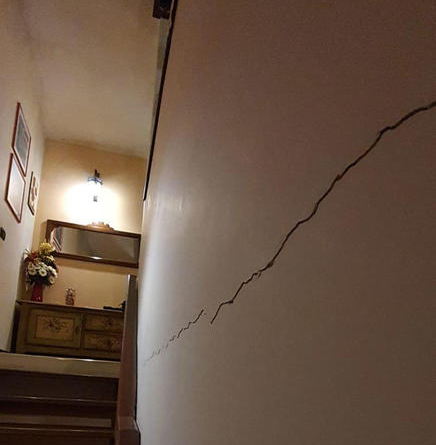 Average of 45 earthquakes a day in Italy in 2020