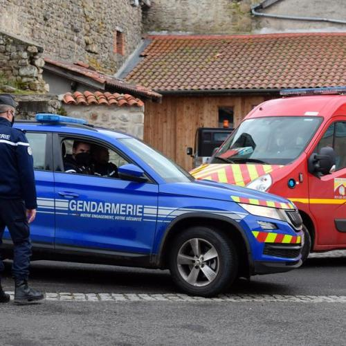 UPDATED: Three police shot dead in central France
