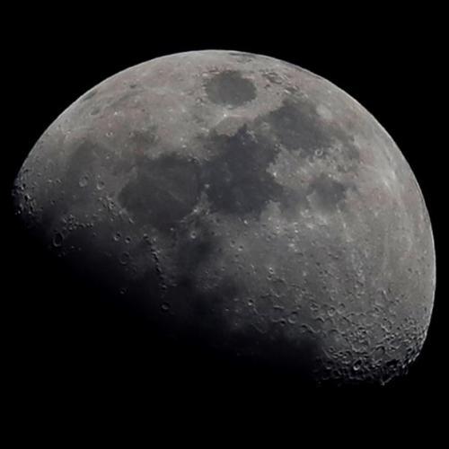 Photo Story: Crescent moon in Panama