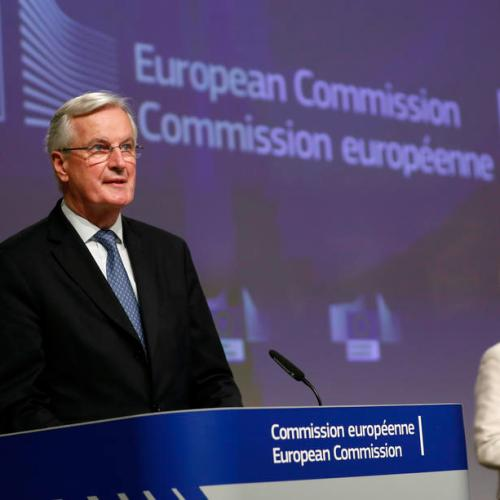 Commission sends letter of formal notice to the United Kingdom for breach of its obligations under the Protocol on Ireland and Northern Ireland